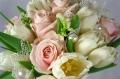 Весенний букет невесты.
